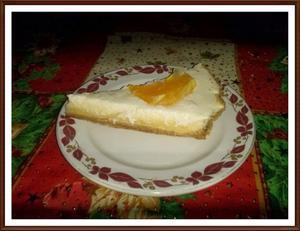 Receita de Torta de Bolacha Cremosa