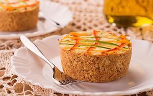 Receita de Tartele de Creme de Bacalhau com Massa de Cream Cracker
