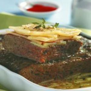 Receita de Terrine de carne e batata
