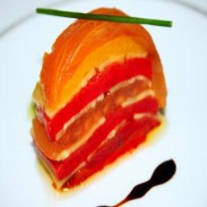 Receita de Terrine de Tomate