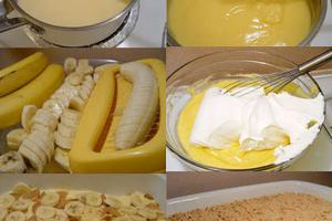 Receita de The Best Banana Pudding