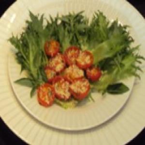 Receita de Tomates ao Forno do Edu Guedes