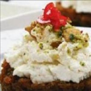Receita de Torradas com nata e caramelo (Ech El Saraia)