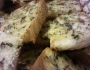 Torradas de queijo no microondas