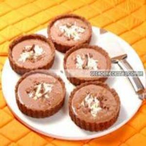 Receita de Torta Aveludada de Chocolate