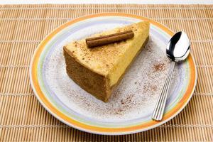 Receita de Torta Cremosa de Milho