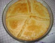 Receita de Torta de Bacalhau
