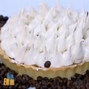 Receita de Torta de banana com marshmallow de chocolate do Edu Guedes