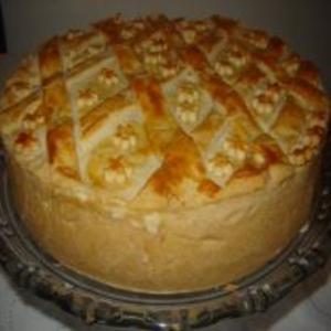 Receita de Torta de Brócolis e Frango