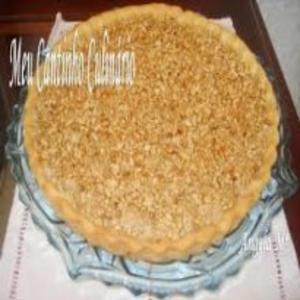 Receita de Torta de castanhas portuguesas
