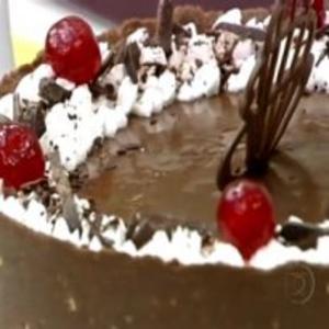 Receita de Torta de chocolate do Mais Você