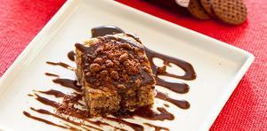 Receita de Torta de Chocolate Surpresa
