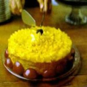 Receita de Torta de Damasco e Carambola