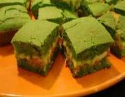 Torta de espinafre com legumes e queijo