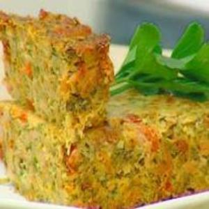 Receita de Torta de Frango com Vegetais