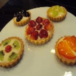 Receita de Torta de frutas do Edu Guedes