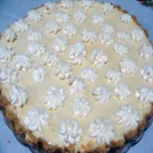 Receita de Torta de Limão com Massa de Bolacha