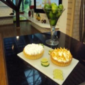 Receita de Torta de Limão Crocante do Edu Guedes