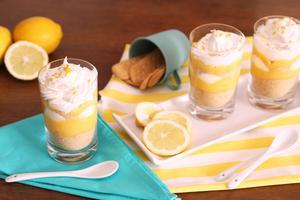 Receita de Torta de Limão no Copinho