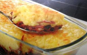 Receita de Torta de Mandioca