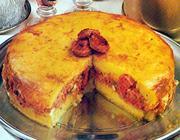 Torta de Mandioquinha