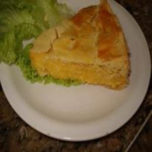 Receita de Torta de Milho