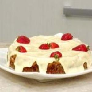 Receita de Torta de Morangos com Creme