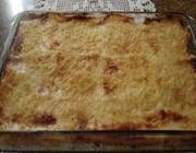 Torta de pão de fôrma
