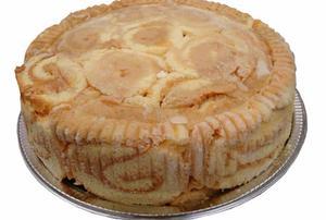 Receita de Torta de Rocambole
