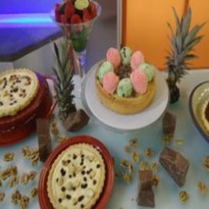 Receita de Torta de Sorvete do Edu Guedes