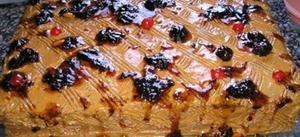 Receita de Torta de Tapioca