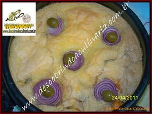 Receita de Torta Deliciosa Capixaba