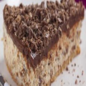 Receita de Torta Diamante Negro