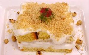 Receita de Torta dos Deuses de Amendoim