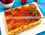 Torta fantástica de sardinha