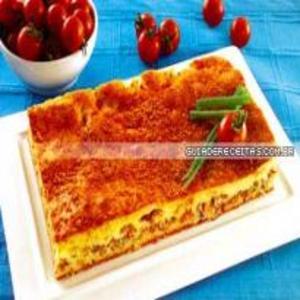 Receita de Torta fantástica de sardinha