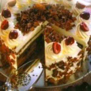 Receita de Torta Floresta Negra