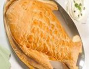 Torta Folhada de Peixe