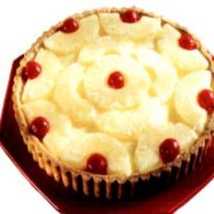 Receita de Torta Gelada de Abacaxi