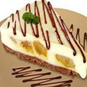Receita de Torta Gelada de Bananas