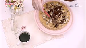 Receita de Torta Gelada de Chocowaffer
