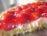 Torta Gelada de Morango fácil