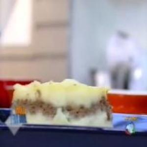 Receita de Torta Madalena do Edu Guedes