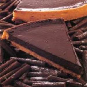 Receita de Torta Morna de Chocolate