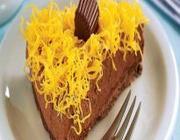 Torta-mousse de Chocolate Alpino