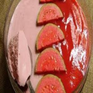 Receita de Torta mousse goiaba