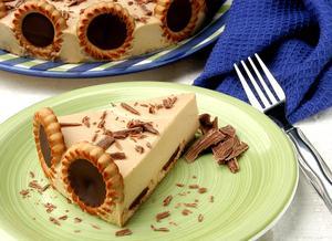 Receita de Torta Mousse Holandesa