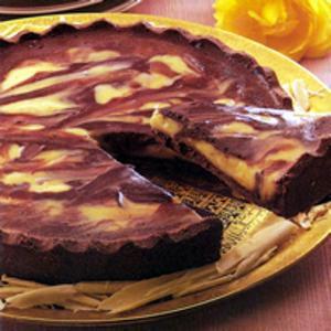 Receita de Torta Mármore