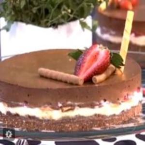 Receita de Torta Napolitana do Mais Você