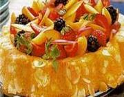 Torta Perfumada de Frutas